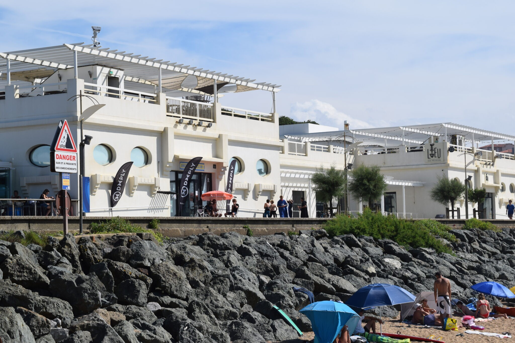 Anglet Surf Club Chambre d'Amour